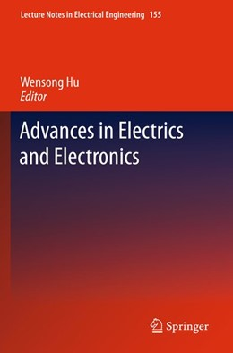 Abbildung von Hu | Advances in Electric and Electronics | 2012 | 2012