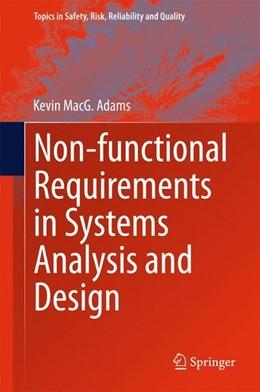 Abbildung von Adams | Non-functional Requirements in Systems Analysis and Design | 2015 | 2015