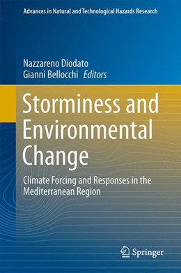 Abbildung von Diodato / Bellocchi | Storminess and Environmental Change | 2014 | 2014 | Climate Forcing and Responses ...