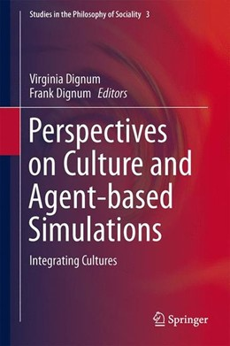 Abbildung von Dignum | Perspectives on Culture and Agent-based Simulations | 1. Auflage | 2013 | beck-shop.de