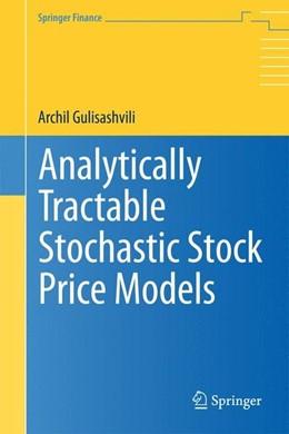 Abbildung von Gulisashvili | Analytically Tractable Stochastic Stock Price Models | 2012 | 2012