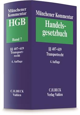 Abbildung von Münchener Kommentar zum Handelsgesetzbuch: HGB, Band 7: Transportrecht: §§ 407-619 | 4. Auflage | 2020 | Viertes Buch. Handelsgeschäfte...