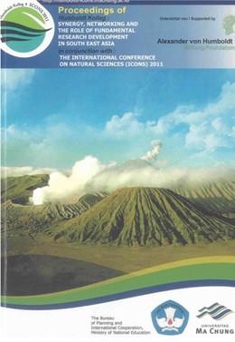 Abbildung von Pradhan / Brotosudarmo / Sadtono / Kwintiana Ane | Proceedings of the International Conference on Natural Sciences (ICONS) 2011 | 2013 | 09.-11. July 2011, Batu, East ...