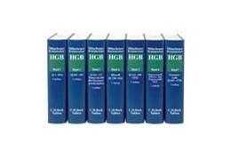Abbildung von Münchener Kommentar zum Handelsgesetzbuch: HGB | 4. Auflage | Gesamtwerk in sieben Bänden
