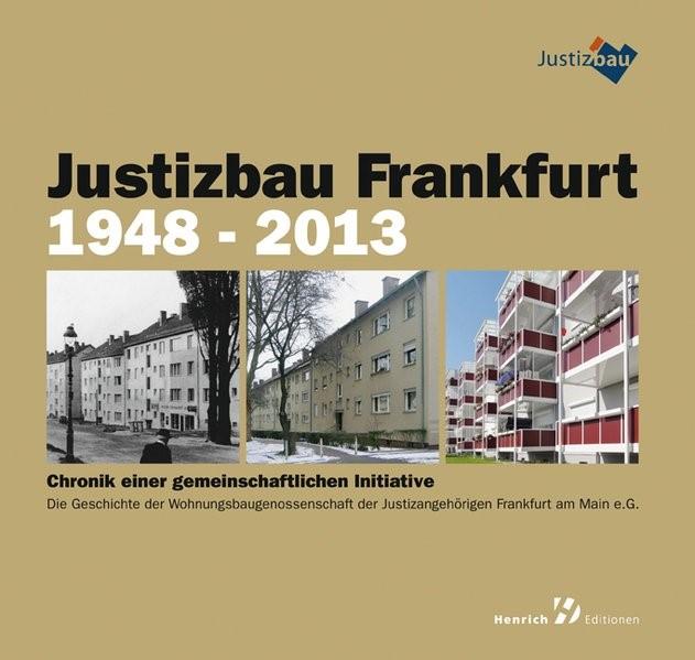 Justizbau Frankfurt 1948-2013 | Achenbach / Bökenkamp / Bonnkirch, 2015 | Buch (Cover)