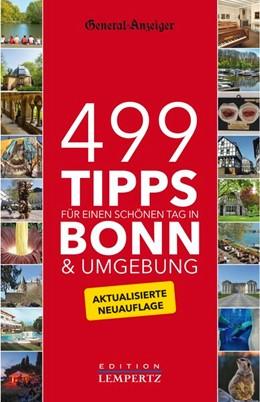 Abbildung von 499 Tipps für einen schönen Tag in Bonn & Umgebung | 2015