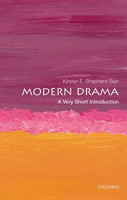 Abbildung von Shepherd-Barr | Modern Drama: A Very Short Introduction | 1. Auflage | 2016 | beck-shop.de