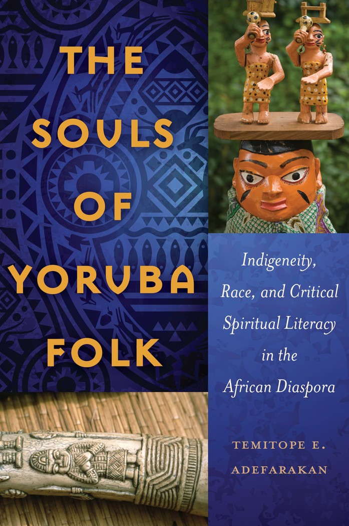 The Souls of Yoruba Folk | Adefarakan, 2015 | Buch (Cover)