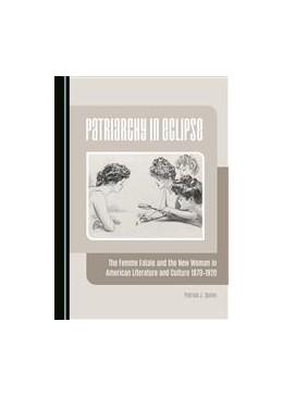 Abbildung von Quinn | Patriarchy in Eclipse | 1. Auflage | 2015 | beck-shop.de