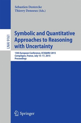 Abbildung von Destercke / Denoeux | Symbolic and Quantitative Approaches to Reasoning with Uncertainty | 2015 | 2015 | 13th European Conference, ECSQ... | 9161