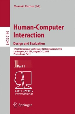 Abbildung von Kurosu   Human-Computer Interaction: Design and Evaluation   1. Auflage   2015   9169   beck-shop.de