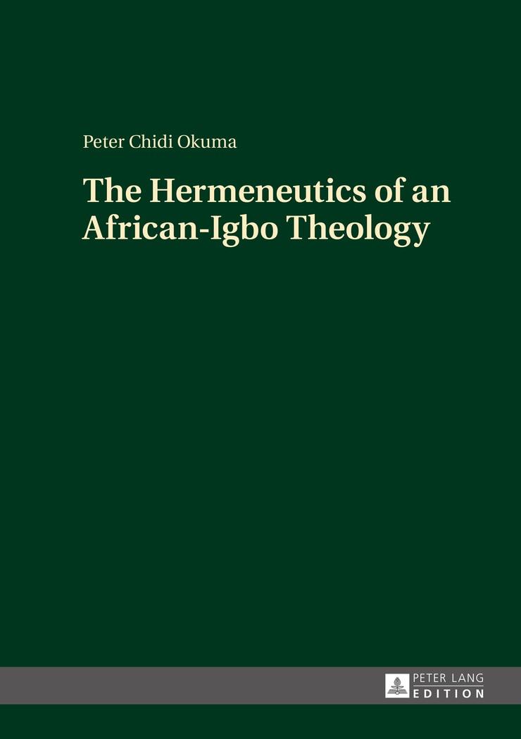 Abbildung von Okuma | The Hermeneutics of an African-Igbo Theology | 2015