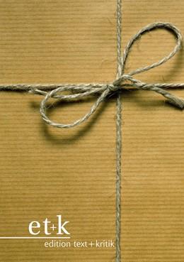 Abbildung von Buchpaket: Schriften der Gesellschaft für europäisch-jüdische Literaturstudien   2014   5 Bände