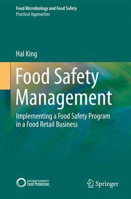 Abbildung von King   Food Safety Management   1. Auflage   2015   beck-shop.de