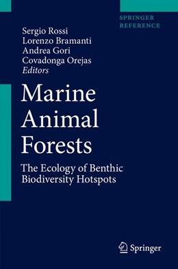Abbildung von Rossi / Bramanti   Marine Animal Forests   1. Auflage   2017   beck-shop.de