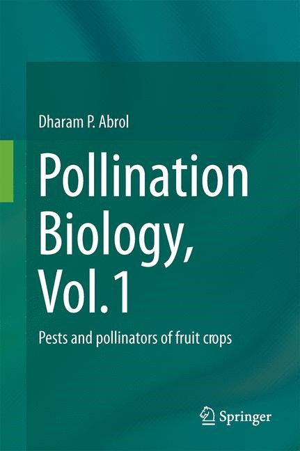 Pollination Biology, Vol.1 | Abrol | 1st ed. 2015, 2015 | Buch (Cover)