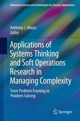 Abbildung von Masys | Applications of Systems Thinking and Soft Operations Research in Managing Complexity | 1. Auflage | 2015 | beck-shop.de