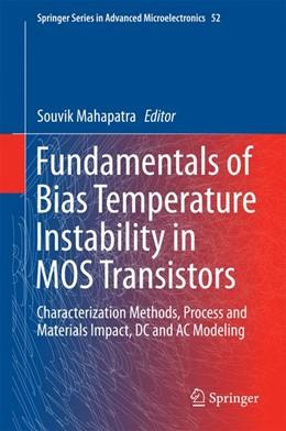 Abbildung von Mahapatra   Fundamentals of Bias Temperature Instability in MOS Transistors   1. Auflage   2015   52   beck-shop.de