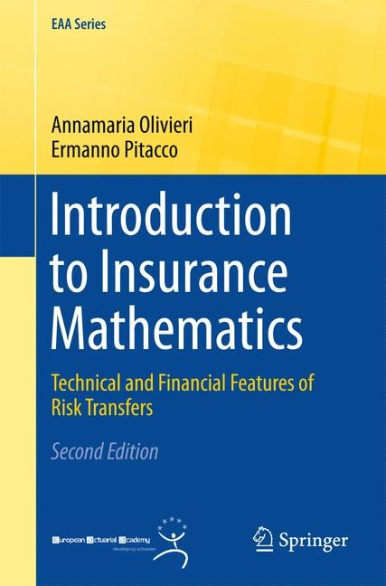Introduction to Insurance Mathematics | Olivieri / Pitacco | 2nd ed. 2015, 2015 | Buch (Cover)