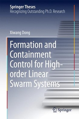 Abbildung von Dong | Formation and Containment Control for High-order Linear Swarm Systems | 1st ed. 2016 | 2015