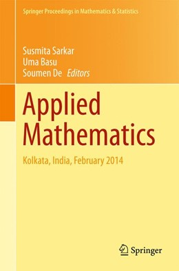 Abbildung von Sarkar / Basu / De | Applied Mathematics | 1st ed. 2015 | 2015 | Kolkata, India, February 2014 | 146
