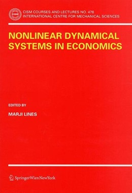 Abbildung von Lines | Nonlinear Dynamical Systems in Economics | 2007