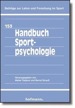 Abbildung von Tietjens / Strauß   Handbuch Sportpsychologie   2006