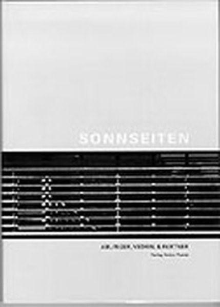 Sonnseiten | Ablinger, 2003 | Buch (Cover)