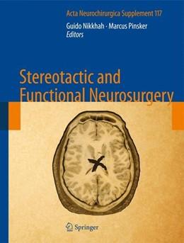 Abbildung von Nikkhah / Pinsker | Stereotactic and Functional Neurosurgery | 2014