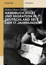 Handbuch Staat und Migration in Deutschland seit dem 17. Jahrhundert | Oltmer, 2015 | Buch (Cover)