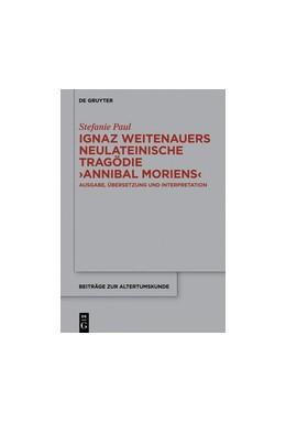 Abbildung von Paul   Ignaz Weitenauers neulateinische Tragödie