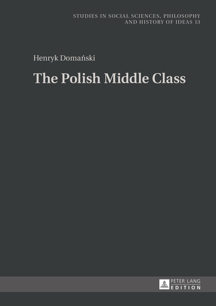 Abbildung von Domanski | The Polish Middle Class | 2015
