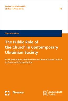 Abbildung von Rap | The Public Role of the Church in Contemporary Ukrainian Society | 1. Auflage | 2015 | 53 | beck-shop.de