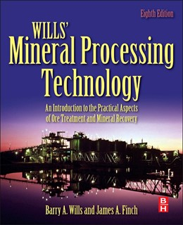Abbildung von Wills / Finch | Wills' Mineral Processing Technology | 2015 | An Introduction to the Practic...