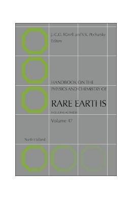 Abbildung von Handbook on the Physics and Chemistry of Rare Earths | 2015 | 47