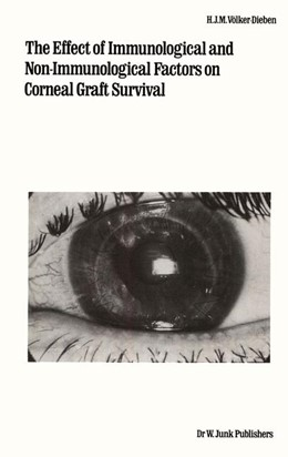 Abbildung von Völker-Dieben | The Effect of Immunological and Non-immunological Factors on Corneal Graft Survival | 1984 | A Single Centre Study | 8