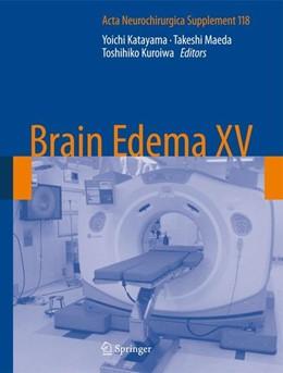Abbildung von Katayama / Maeda / Kuroiwa | Brain Edema XV | 2013