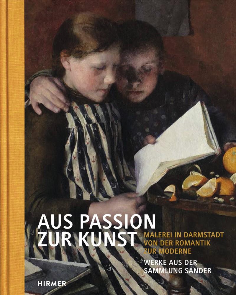 Aus Passion zur Kunst | Bott / Sander, 2015 | Buch (Cover)