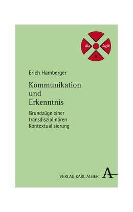 Abbildung von Hamberger   Kommunikation und Erkenntnis   1. Auflage   2015   beck-shop.de