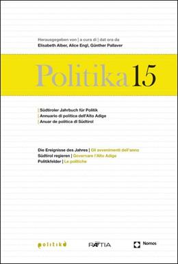 Abbildung von Alber / Engl / Pallaver   Politika 15   2015   Südtiroler Jahrbuch für Politi...