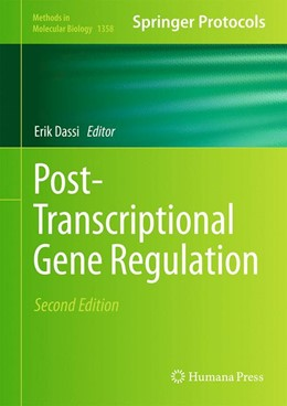 Abbildung von Dassi | Post-Transcriptional Gene Regulation | 2. Auflage | 2015 | 1358 | beck-shop.de