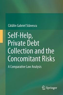 Abbildung von Self-Help, Private Debt Collection and the Concomitant Risks | 1. Auflage | 2015 | beck-shop.de