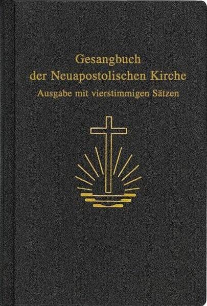 Abbildung von Gesangbuch der Neuapostolischen Kirche   2004