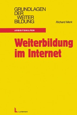Abbildung von Merk | Weiterbildung im Internet | 1999