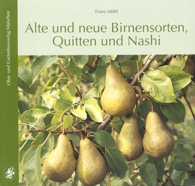 Alte und neue Birnensorten | Mühl, 2005 | Buch (Cover)