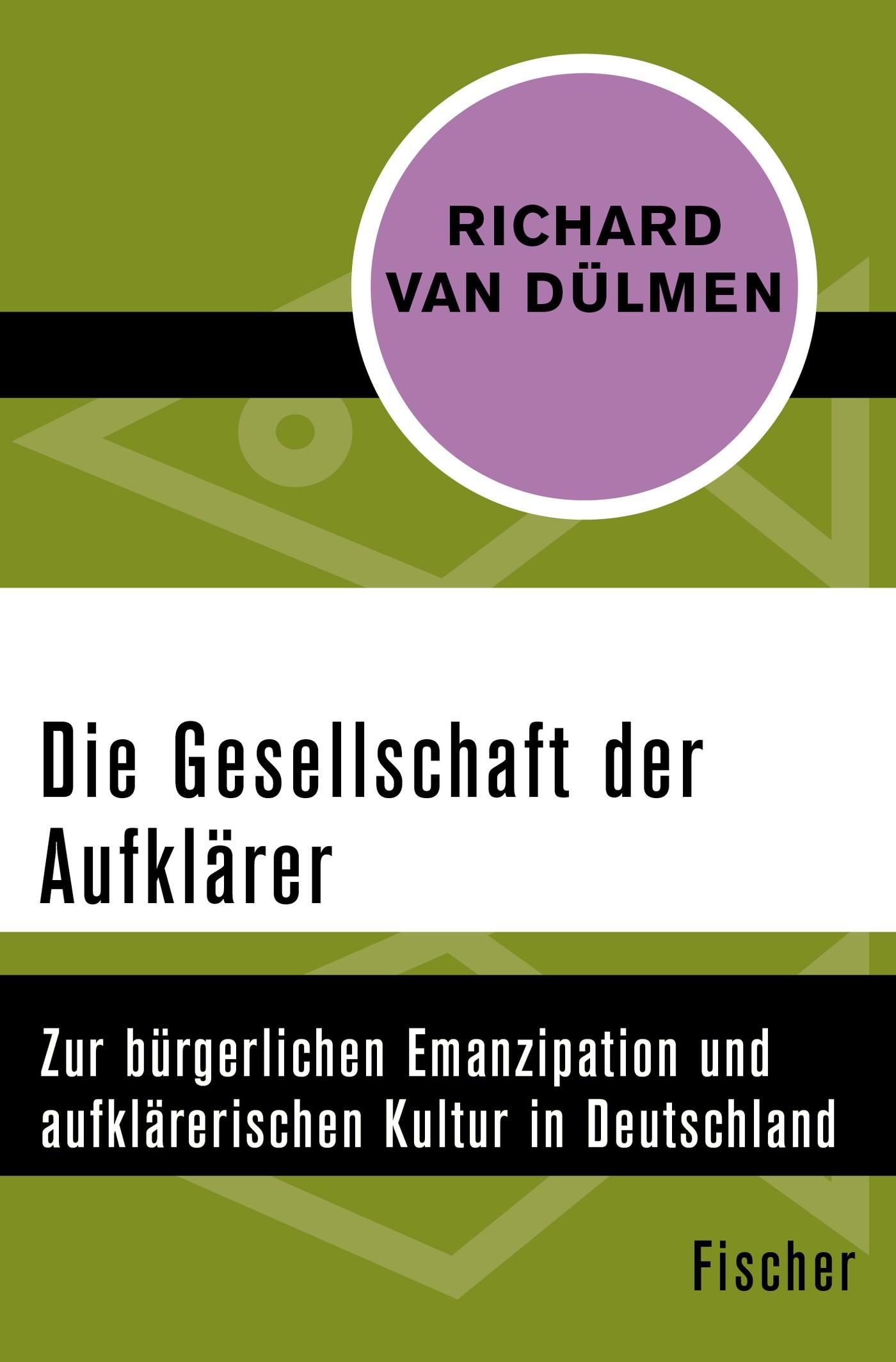 Die Gesellschaft der Aufklärer   Dülmen   1. Auflage, 2015   Buch (Cover)