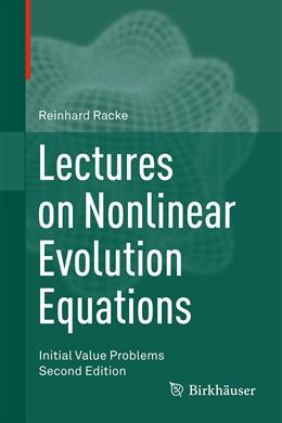 Abbildung von Racke | Lectures on Nonlinear Evolution Equations | 2. Auflage | 2015 | beck-shop.de