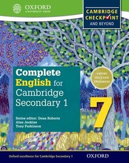 Abbildung von Parkinson / Jenkins | Complete English for Cambridge Lower Secondary 7 (First Edition) | 1. Auflage | 2016 | beck-shop.de