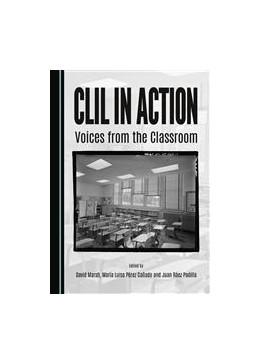 Abbildung von Marsh / Cañado / Padilla | CLIL in Action | 2015 | Voices from the Classroom
