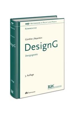 Abbildung von Günther / Beyerlein | DesignG | 3. Auflage | 2015 | beck-shop.de